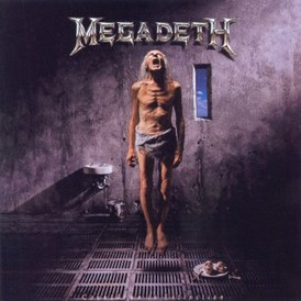 Обложка альбома Megadeth «Countdown to Extinction» (1992)