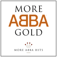 Обложка альбома ABBA «More ABBA Gold: More ABBA Hits» (1993)