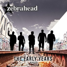 Обложка альбома Zebrahead «The Early Years – Revisited» (2015)