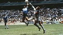 Полуфинал чм по футболу 1986г англия аргентина