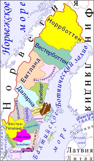 АДМ Швеция