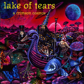 Обложка альбома Lake of Tears «A Crimson Cosmos» (1997)