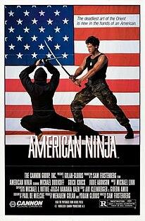 «Американский Ниндзя» — 1985