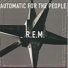 Обложка альбома R.E.M. «Automatic for the People» (1992)