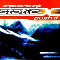 Обложка сингла «Push It» (Static-X, 2000)