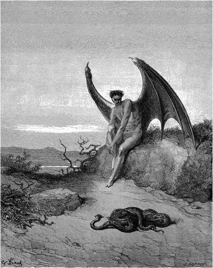 satan as a renaissance character
