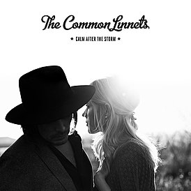 Обложка сингла «The Common Linnets» «Calm After the Storm» (2014)