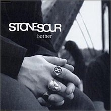 Обложка сингла «Bother» (Stone Sour, 2002)