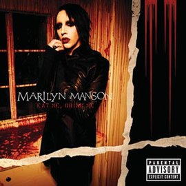 Обложка альбома Marilyn Manson «Eat Me, Drink Me» (2007)