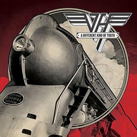 Обложка альбома Van Halen «A Different Kind of Truth» (2012)