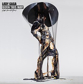 Обложка альбома Леди Гага «Born This Way-The Collection» ()
