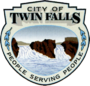Twin Falls, Idaho seal.png