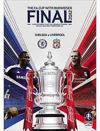 2012 FA Cup Final programme.jpg