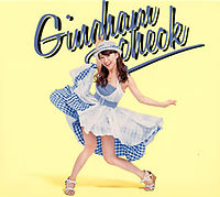 Обложка сингла «Gingham Check» (AKB48, 2012)