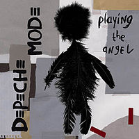 Обложка альбома Depeche Mode «Playing the Angel» (2005)