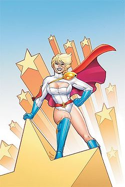 Power Girl Vol 2 1 (Virgin).jpg