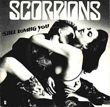 Обложка сингла «Still Loving You» (Scorpions, 1984)