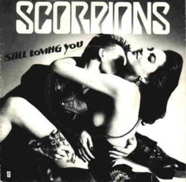 Обложка сингла Scorpions «Still Loving You» (1984)