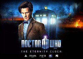Doctor Who, The Eternity Clock Cover Art.jpg