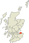 East Lothian map.png