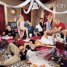Обложка альбома группы simple plan no pads