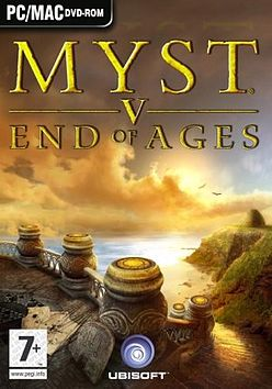 Скачать игру Myst V End of Ages с торрента