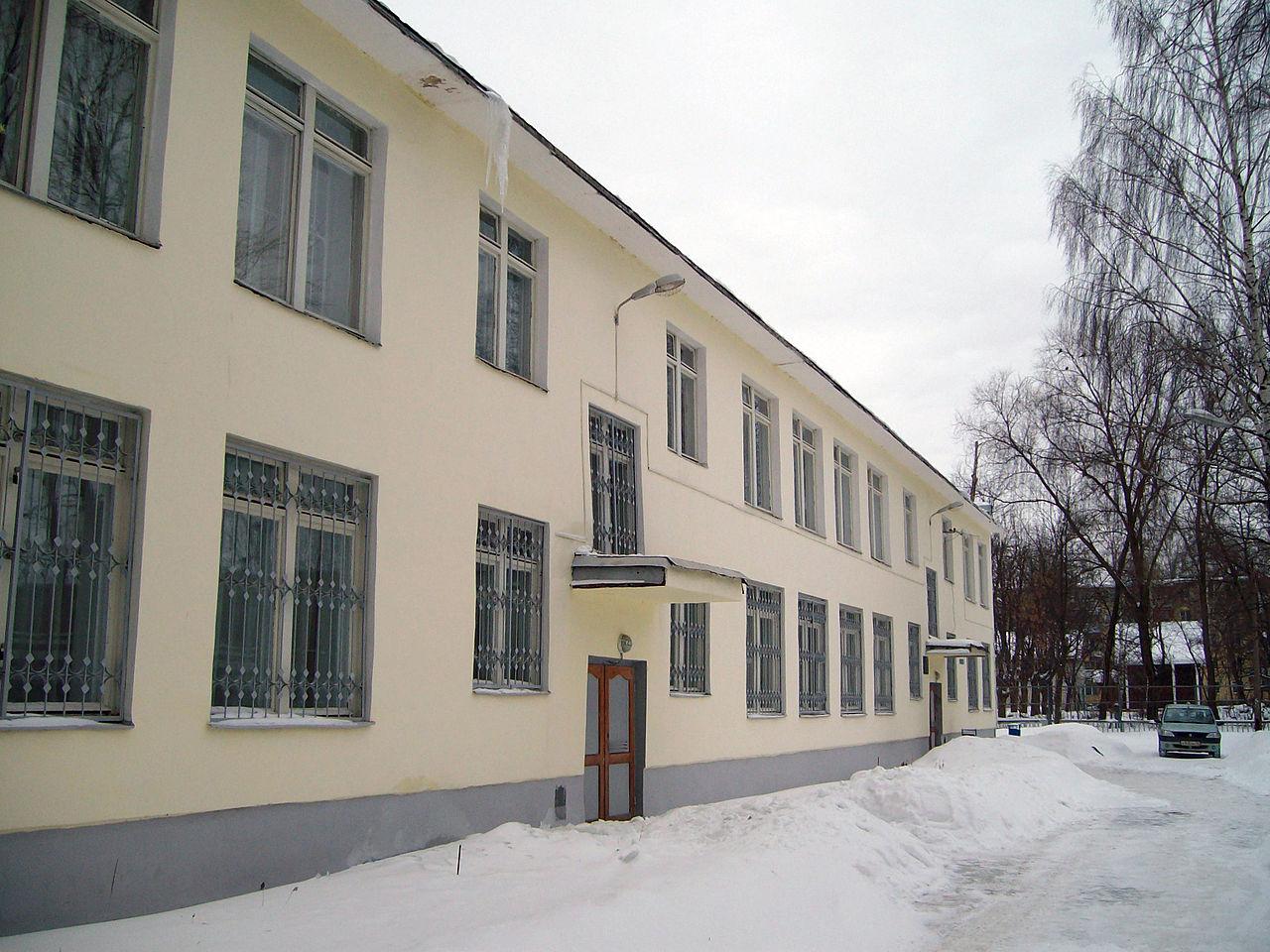 6 учебный корпус ЯГПУ. Дефектологический факультет