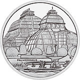 2002 Austria 10 Euro The Palace of Schoenbrunn back.jpg