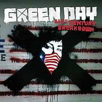 Обложка сингла «21st Century Breakdown» (Green Day, 2009)