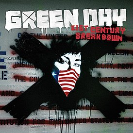 Обложка сингла Green Day «21st Century Breakdown» (2009)