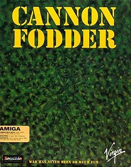 Cannon Fodder — Википедия