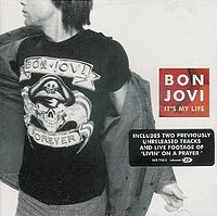 Обложка сингла «It's My Life» (Bon Jovi, (2000))
