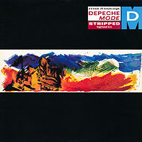 Обложка сингла «Stripped» (Depeche Mode, 1986)
