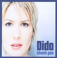 Обложка сингла «Thank You» (Dido, 2001)
