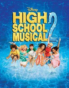 «Классный Мюзикл: Каникулы» — 2007