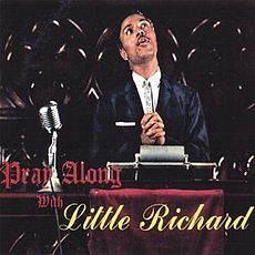 Обложка альбома Литла Ричарда «Pray Along with Little Richard, Volume 1: A Closer Walk with Thee» (1960)