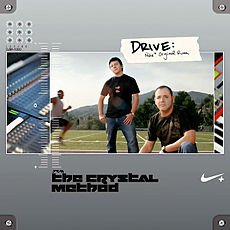 Обложка альбома The Crystal Method «Drive: Nike + Original Run» (2007)