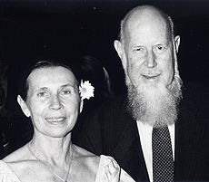 Bengt and Marie-Therese Danielsson.jpg