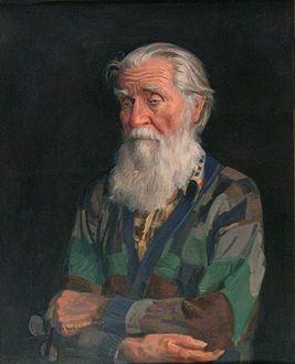 Портрет Алексея Михайловича Грицая  (худ. Коркодым В. Н., 1996)