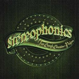 Обложка альбома Stereophonics «Just Enough Education to Perform» (2001)