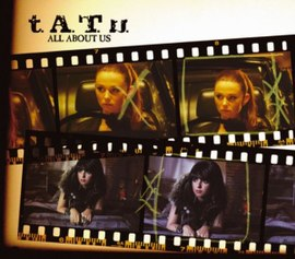 Обложка сингла t.A.T.u. «All About Us» (2005)