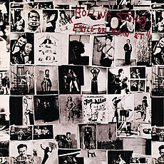 Обложка альбома The Rolling Stones «Exile on Main St» (1972)