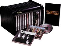 Обложка альбома The Beatles «The Beatles Box Set» (1988)