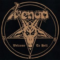 Обложка альбома Venom «Welcome to Hell» (1981)