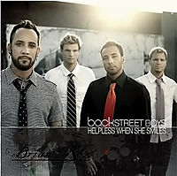 Обложка сингла «Helpless When She Smiles» (Backstreet Boys, 2007)