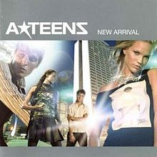 Обложка альбома A*Teens «New Arrival» (2003)
