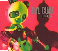 Обложка сингла «The 13th» (The Cure, 1996)