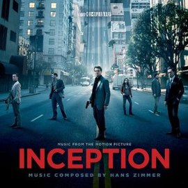Обложка альбома Ханса Циммера «Inception: Music from the Motion Picture» (2010)