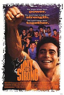 Только сильнейшие (1993) Марк Дакаскос фильм про капоэйру