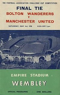 1958 FA Cup Final programme.jpg